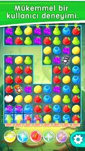 Sweet Fruit Candy Ekran Görüntüsü