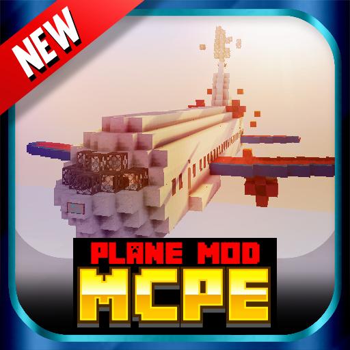 飛行機MODについてMCPE` 娛樂 App LOGO-APP開箱王