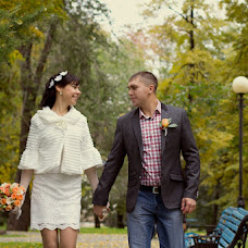 Wedding photographer Lyudmila Epanchinceva (fotomila). Photo of 28.09.2013