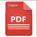 PDF Original app           Reader for Android free icon