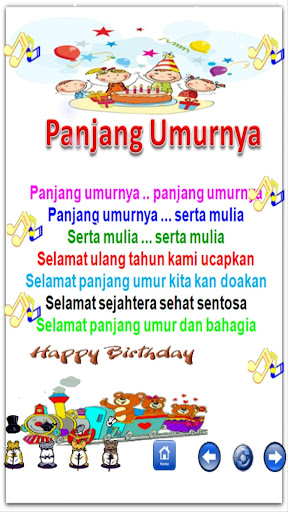 Indonesian Children Songs  screenshots 8