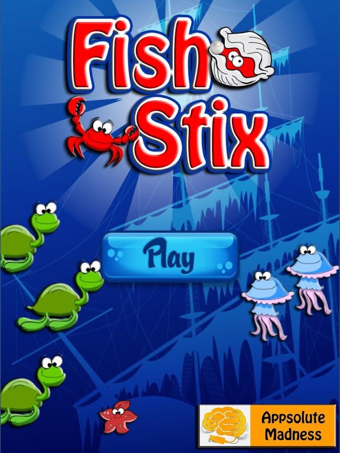 FishStix- screenshot