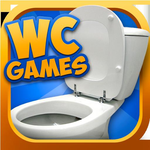 TOILET WC GAMES - 廁所廁所遊戲 休閒 App LOGO-APP開箱王