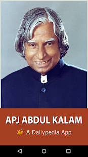APJ Abdul Kalam Daily - náhled