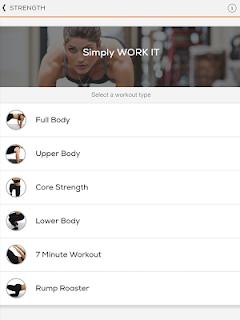 Sworkit Personalized Workouts screenshot 06