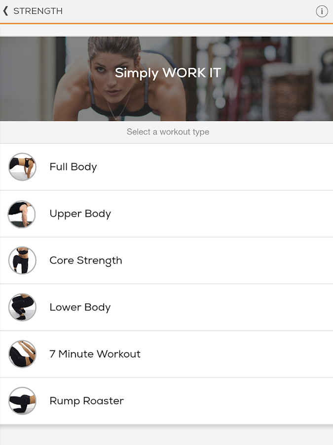 Sworkit - Workouts & Fitness Plans for Everyone- screenshot