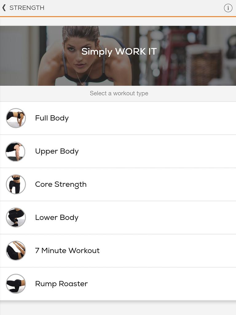Sworkit: Workouts & Fitness Plans Screenshot 6