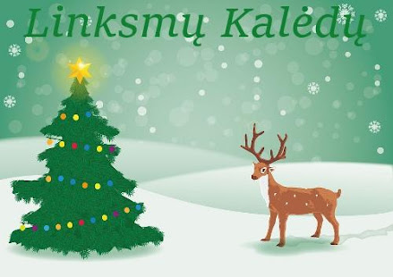 Linksmų Kalėdų for PC-Windows 7,8,10 and Mac apk screenshot 2