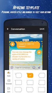 App GO SMS Theme DIY APK for Windows Phone