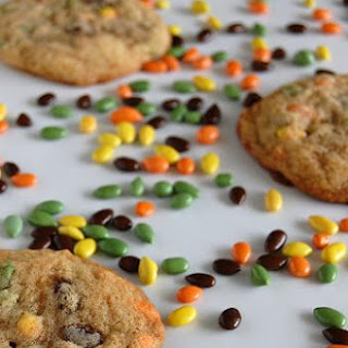 Chocolate Covered Sunflower Seed Cookies
