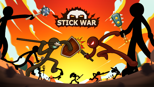 Stickman Battle 2020: Stick Fight War 1
