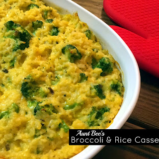 Broccoli & Rice Casserole