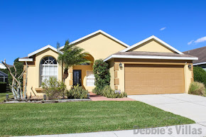 Beautiful Orlando villa close to Disney, peaceful golfing community, secluded pool and spa