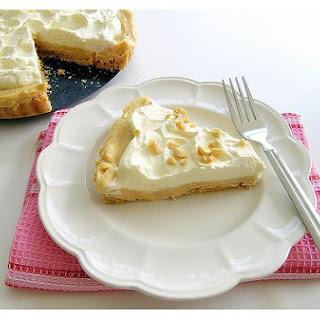 Yoder's Peanut Butter Pie