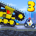 Car Eats Car 3 – Racing Cars and Road Battles icon