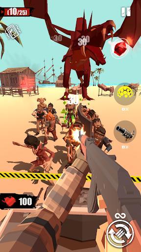 Merge Gun: Shoot Zombie android2mod screenshots 4