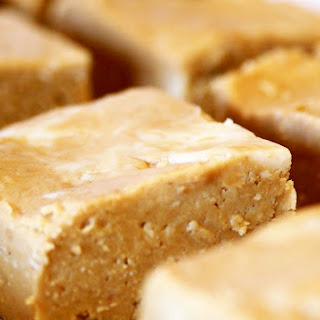 Nut Butter Fudge Protein Bars
