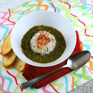 Trinidad Callaloo Soup