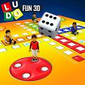 Ludo Fun 3D icon