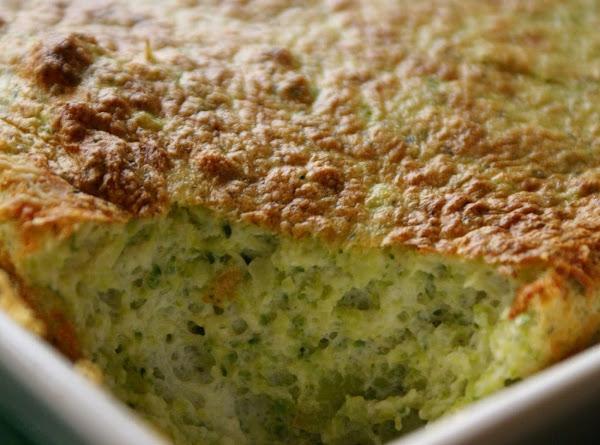 Broccoli Souffle Recipe