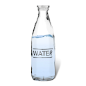 Simple Daily Water Tracker- Fun Hydration Reminder icon