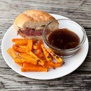 French Dip Sandwiches Au Jus