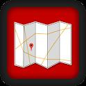 UNM Maps icon