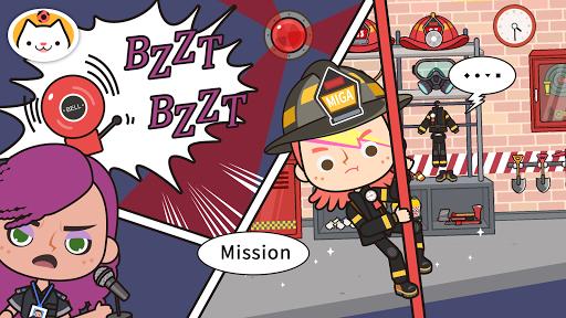 Miga Town: My Fire Station 1.2 screenshots 11