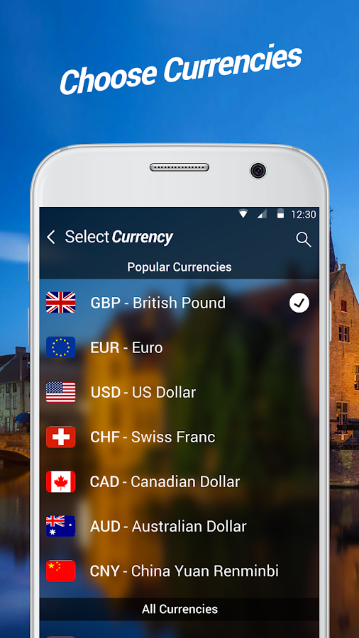 Find Exchange Live Currency Rates Converter- screenshot