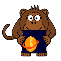 Monkey Invaders icon