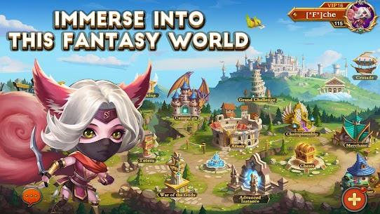 Heroes Charge Apk Download For Android and Iphone 2