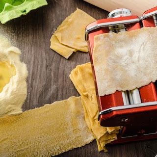 Semolina Pasta Dough.