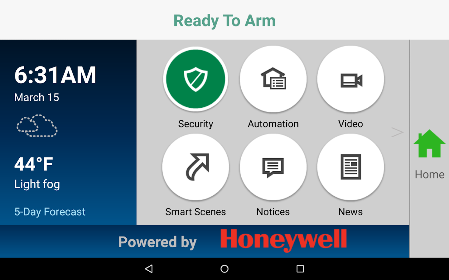 My Home Controller Android Apps On Google Play