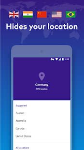 Keepsafe VPN – Stay Safe on WiFi, Hotspot Networks 5