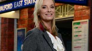 Tamzin Outhwaite appeals for sponsorship help