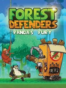 Forest Defenders: Panda's Fury v1.0 (Mod Money)