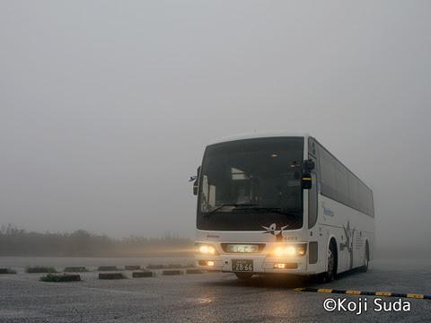 西鉄 4012 平尾台にて_01