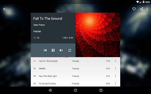 Shuttle+ Music Player- screenshot thumbnail