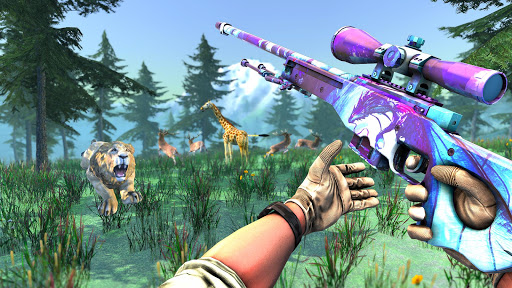 Wild Animal Hunting 2020: Hunting Games Offline android2mod screenshots 2