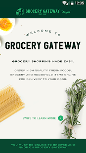 Grocery Gateway- screenshot thumbnail