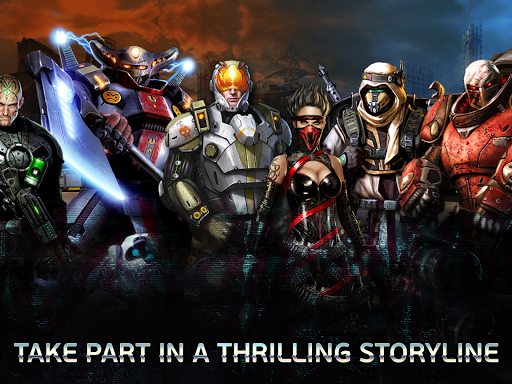 Evolution: Battle for Utopia. Shooting games free 3.5.9 screenshots 22