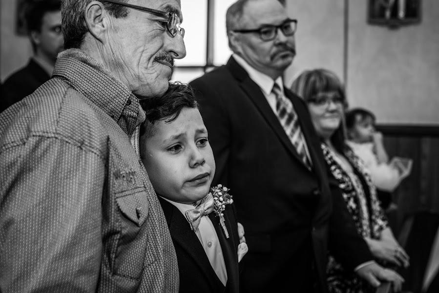 ช่างภาพงานแต่งงาน Marcin Karpowicz (bdfkphotography) ภาพเมื่อ 30.11.2018