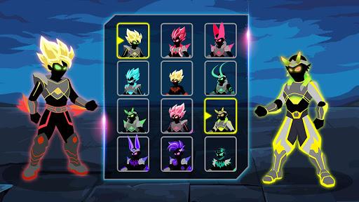 Stickman Shadow Super Fighting 1.0 Screenshots 7