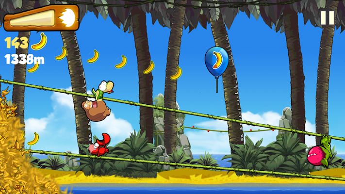 Banana Kong - screenshot
