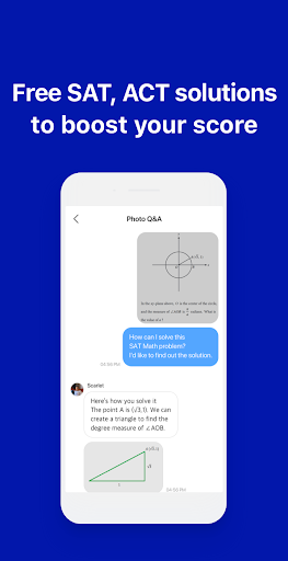Conects Q&A: Photo Math Solver screenshots 4