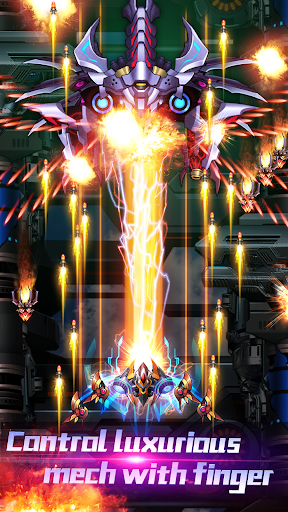 Thunder Assault: Raiden Striker V screenshots 14