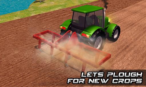 Farming sim 2018 - Tractor driving simulator apkdebit screenshots 5