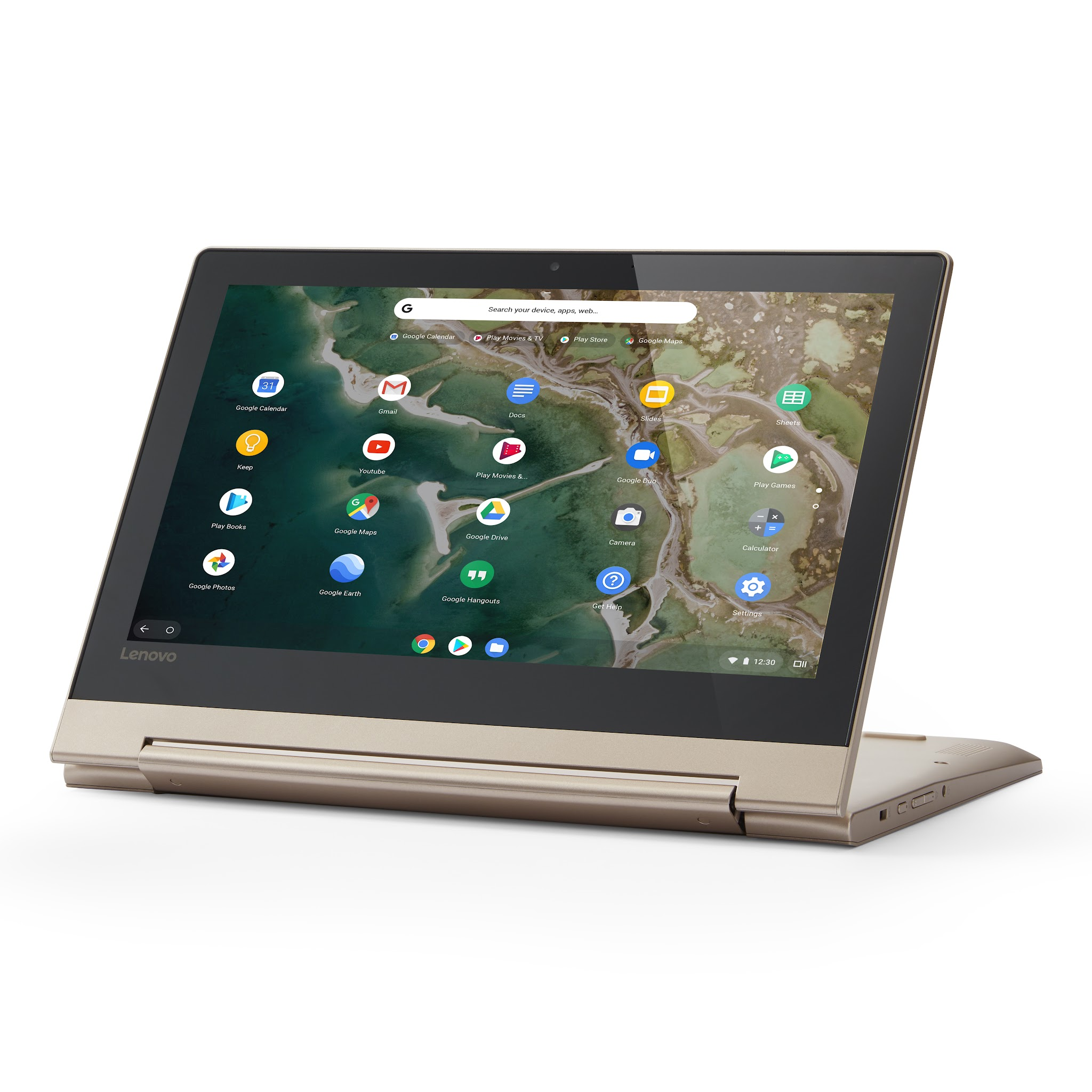 Lenovo Chromebook C330 - photo 3