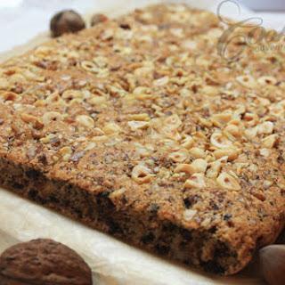 Hazelnuts and Walnuts Cake Recipe