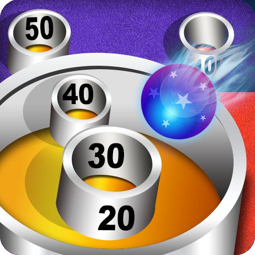 Skee Ball Roller Game